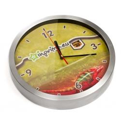 Zegar Metalowy