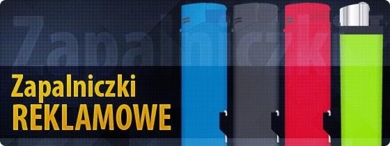 Zapalniczki reklamowe - dobra cena - producent taniedlugopisy.pl